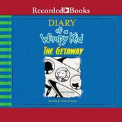 Diary of a Wimpy Kid: The Getaway by  Jeff Kinney audiobook