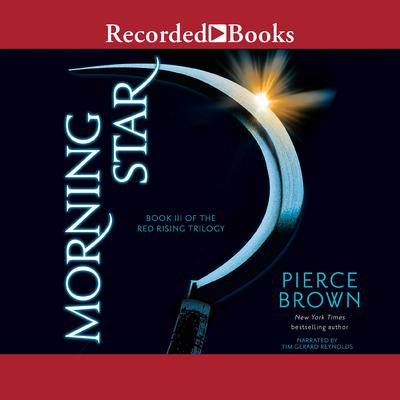 Morning Star by Pierce Brown audiobook
