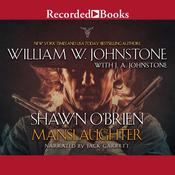 Manslaughter by  J. A. Johnstone audiobook