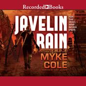Javelin Rain by  Myke Cole audiobook