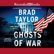 Ghosts of War by  Brad Taylor audiobook
