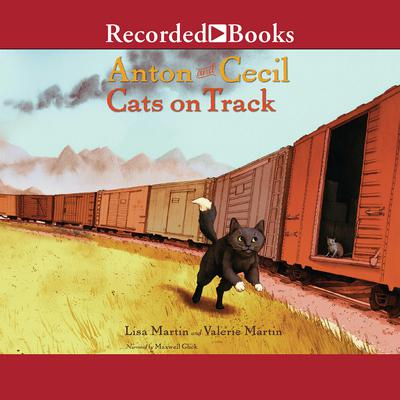 Cats on Track by Valerie Martin audiobook