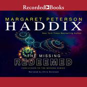 Redeemed by  Margaret Peterson Haddix audiobook