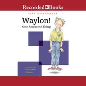 Waylon! One Awesome Thing by  Sara Pennypacker audiobook