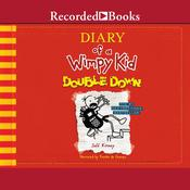 Diary of a Wimpy Kid: Double Down by  Jeff Kinney audiobook