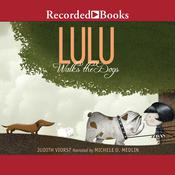 Lulu Walks the Dogs by  Judith Viorst audiobook