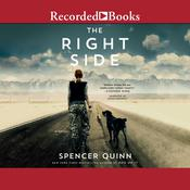 The Right Side by  Spencer Quinn audiobook