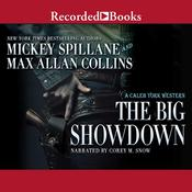 The Big Showdown by  Mickey Spillane audiobook