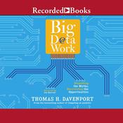 Big Data at Work by  Thomas H. Davenport audiobook