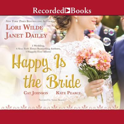 Happy Is the Bride by Janet Dailey audiobook