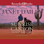 Sunrise Canyon by  Janet Dailey audiobook