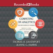 Competing on Analytics by  Thomas H. Davenport audiobook