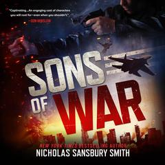 Sons of War by Nicholas Sansbury Smith audiobook