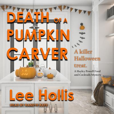 Death of a Pumpkin Carver by Lee Hollis audiobook