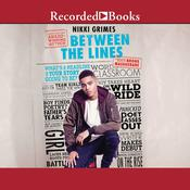 Between the Lines by  Nikki Grimes audiobook