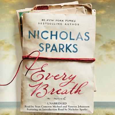 Every Breath by Nicholas Sparks audiobook