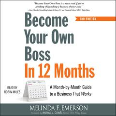 Become Your Own Boss in 12 Months, 2nd Edition