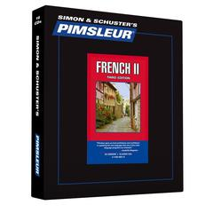Pimsleur French Level 2 by Paul Pimsleur audiobook