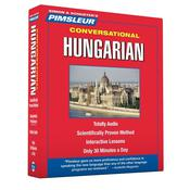 Pimsleur Hungarian Conversational Course - Level 1 Lessons 1-16 by  Dr. Paul Pimsleur audiobook