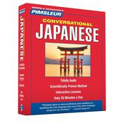 Pimsleur Japanese Conversational Course - Level 1 Lessons 1-16 by  Pimsleur audiobook