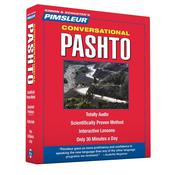 Pimsleur Pashto Conversational Course - Level 1 Lessons 1-16 by  Pimsleur  audiobook