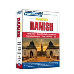 Pimsleur Danish Basic Course - Level 1 Lessons 1-10