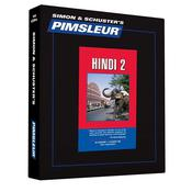 Pimsleur Hindi Level 2 by  Dr. Paul Pimsleur audiobook