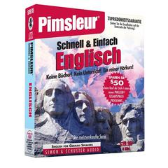 Pimsleur English for German Speakers Quick & Simple Course - Level 1 Lessons 1-8
