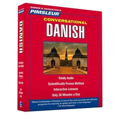 Pimsleur Danish Conversational Course - Level 1 Lessons 1-16