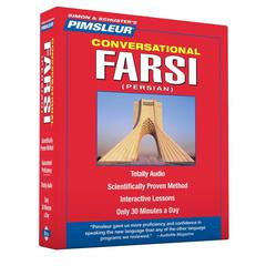 Pimsleur Farsi Persian Conversational Course - Level 1 Lessons 1-16 by Paul Pimsleur audiobook