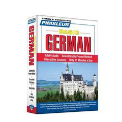 Pimsleur German Basic Course - Level 1 Lessons 1-10