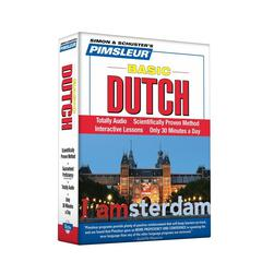 Pimsleur Dutch Basic Course - Level 1 Lessons 1-10