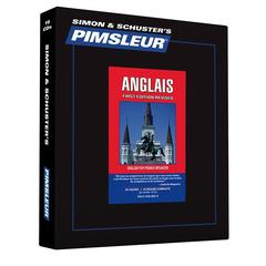 Pimsleur English for French Speakers Level 1 by Paul Pimsleur audiobook
