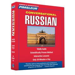 Pimsleur Russian Conversational Course - Level 1 Lessons 1-16 by Paul Pimsleur audiobook