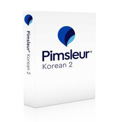 Pimsleur Korean Level 2 by Paul Pimsleur audiobook
