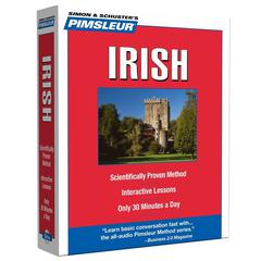 Pimsleur Irish Level 1 by Paul Pimsleur audiobook