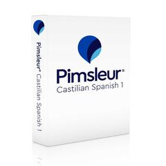 Pimsleur Spanish (Castilian) Level 1 by Paul Pimsleur audiobook