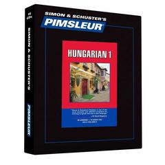 Pimsleur Hungarian Level 1 by Paul Pimsleur audiobook