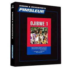 Pimsleur Ojibwe Level 1 by Paul Pimsleur audiobook
