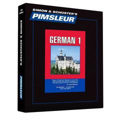 Pimsleur German Level 1 by Paul Pimsleur audiobook