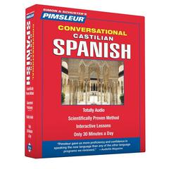 Pimsleur Spanish (Castilian) Conversational Course - Level 1 Lessons 1-16