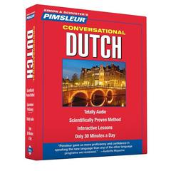Pimsleur Dutch Conversational Course - Level 1 Lessons 1-16