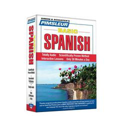 Pimsleur Spanish Basic Course - Level 1 Lessons 1-10