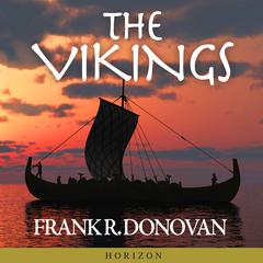 The Vikings by Frank R. Donovan audiobook