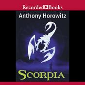 Scorpia by  Anthony Horowitz audiobook