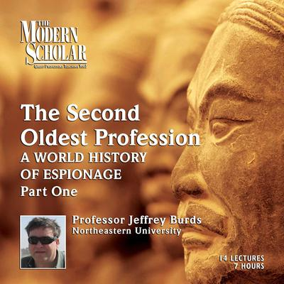 The Second Oldest Profession PT 1 by Jeffrey Burds audiobook