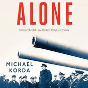 Alone by  Michael Korda audiobook