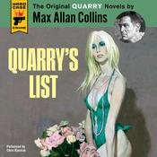 Quarry's List by  Max Allan Collins audiobook