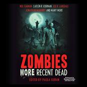 Zombies by  Jonathan Maberry audiobook