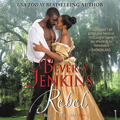 Rebel by Beverly Jenkins audiobook